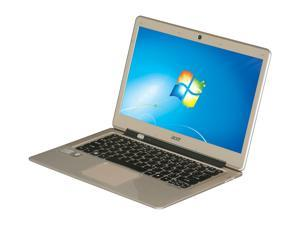 "Acer Aspire S3-391-9606 Intel Core i7 4GB Memory 128GB SSD 13.3"" Ultrabook Windows 7 Home Premium 64-Bit"