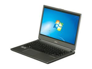 "Acer Aspire TimelineU M5-481T-6670 Intel Core i3 6GB Memory 500GB HDD 20GB SSD 14"" Ultrabook Windows 7 Home Premium 64-Bit"