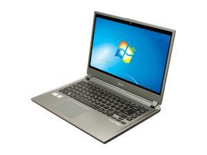"Acer Aspire TimelineU M5-481T-6642 Intel Core i5 4GB Memory 500GB HDD 20GB SSD 14"" Ultrabook Windows 7 Home Premium 64-Bit"
