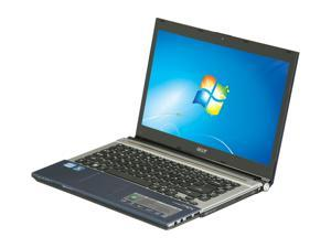 "Acer Aspire AS4830T-6678 Intel Core i3-2370M 2.4GHz 14.0"" Windows 7 Home Premium 64-Bit Notebook"