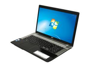"Acer Aspire V3-731-4695 17.3"" Windows 7 Home Premium 64-Bit Laptop"