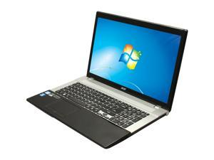 "Acer Aspire V3-771G-9697 Intel Core i7-2670QM 2.2GHz 17.3"" Windows 7 Home Premium 64-Bit Notebook"