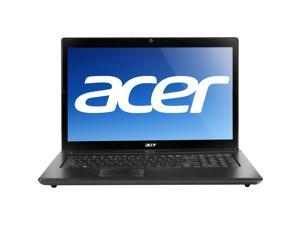 Acer Aspire AS7750G-2456G50Mnkk 17.3' LED Notebook - Intel Core i5 i5-2450M 2.50 GHz - Black