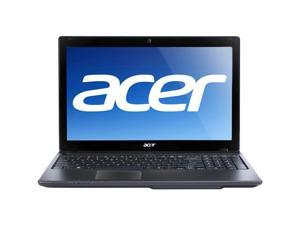Acer Aspire AS5750-2634G64Mnkk 15.6' LED Notebook - Intel Core i7 i7-2630QM 2 GHz - Black