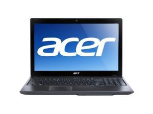 Acer Aspire AS5750-2456G50Mtkk 15.6' LED Notebook - Intel Core i5 i5-2450M 2.50 GHz - Black