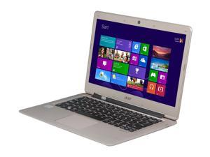 "Acer Aspire S3-391-6407 Intel Core i3 4GB Memory 128GB SSD 13.3"" Ultrabook Windows 8"