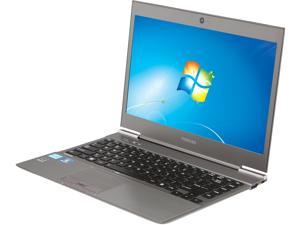 "TOSHIBA Portege PT225U-01S004 Intel Core i7 8GB Memory 128GB SSD 13.3"" Ultrabook Windows 7 Professional"