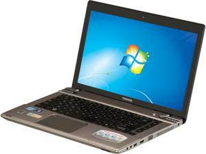 "TOSHIBA Satellite P845-S4200 14.0"" Windows 7 Home Premium 64-Bit Laptop"
