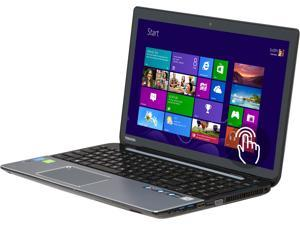 "TOSHIBA Satellite S55t-A5277 Intel Core i7-4700MQ 2.4GHz 15.6"" Windows 8 Notebook"