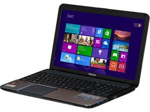 "TOSHIBA S855D-S5120 15.6"" Windows 8 Laptop"