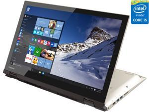 "TOSHIBA Satellite Fusion L55W-C5259 Laptop Intel Core i5-5200U (2.20 GHz) 8 GB Memory 128 GB SSD Intel HD Graphics 5500 Shared memory 15.6"" Touchscreen Windows 10 Home 64-Bit"