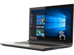 "TOSHIBA Satellite S55T-C5370-4k Gaming Laptop 6th Generation Intel Core i7 6500U (2.50 GHz) 16 GB Memory 1 TB HDD NVIDIA GeForce GTX 950M 4 GB GDDR3 15.6"" 4K Touchscreen Windows 10 Home"