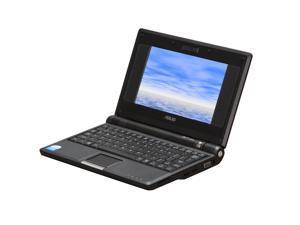 """ASUS Eee PC EeePC4G-BK029 Black 7"""" WVGA Netbook"""