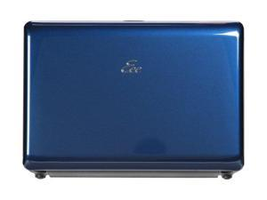 "ASUS Eee PC Seashell 1005HA-PU1X-BU Royal Blue 10.1"" WSVGA Netbook"