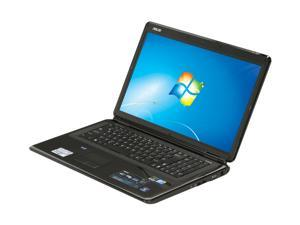 "ASUS K70 Series K70IC-A2 Intel Core 2 Duo P8700 2.53G 17.3"" Windows 7 Home Premium 64-bit NoteBook"