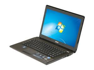 "ASUS K42 Series K42JC-A1 14.0"" Windows 7 Home Premium 64-bit NoteBook"