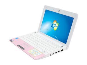 """ASUS Eee PC 1005HAB-PIK003S Pink 10.1"""" Netbook"""