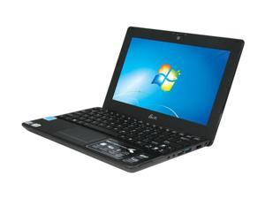 "ASUS Eee PC 1018P-PU17-BK Black 10.1"" WSVGA Netbook"