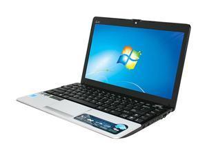 """ASUS Eee PC 1215N-PU17-SL Silver 12.1"""" WXGA NetBook"""