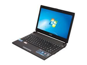 """ASUS U36 Series U36JC-B2B 13.3"""" Windows 7 Professional 64-bit Laptop"""