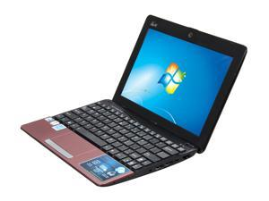 "ASUS Eee PC 1015PX-PU17-RD Red 10.1"" WSVGA Netbook"