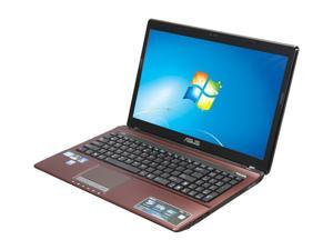 "ASUS K53 Series K53SV-B1 Intel Core i7-2630QM 2.00GHz 15.6"" Windows 7 Home Premium 64-bit Notebook"
