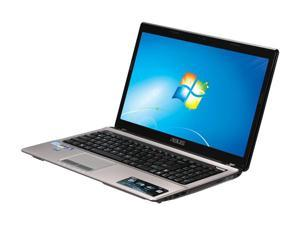 "ASUS A53 Series A53SV-XN1 15.6"" Windows 7 Home Premium 64-bit Notebook"