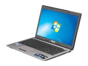 "ASUS A53 Series A53SV-XE2 15.6"" Windows 7 Home Premium 64-bit Notebook"