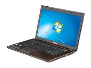 "ASUS K73 Series K73E-A1 Intel Core i3-2310M 2.10GHz 17.3"" Windows 7 Home Premium 64-bit Notebook"