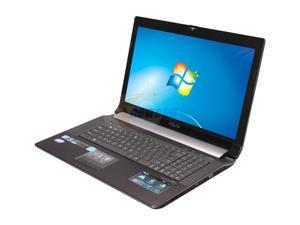 "ASUS N73JF-XT1 17.3"" Windows 7 Home Premium Notebook"