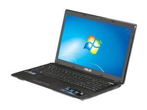 """ASUS A53U-EH22 AMD E450 1.65Ghz 15.6"""" Windows 7 Home Premium 64-Bit Notebook"""