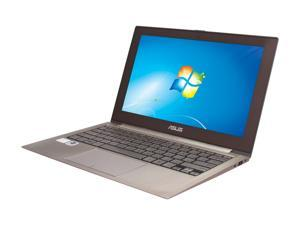 "ASUS Zenbook UX21E-DH52 Intel Core i5 4GB Memory 128GB SSD 11.6"" Ultrabook Windows 7 Home Premium 64-Bit"