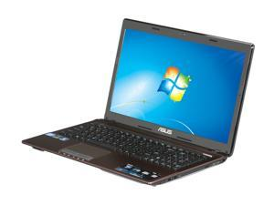 "ASUS K53SV-DH51 Intel Core i5-2430M 2.4GHz 15.6"" Windows 7 Home Premium 64-Bit Notebook"