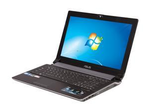 "ASUS N53SV-DH51 15.6"" Windows 7 Home Premium 64-Bit Laptop"