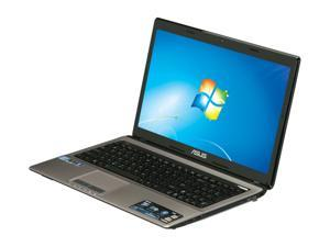 "ASUS A53SD-NS51 Intel Core i5-2450M 2.5GHz 15.6"" Windows 7 Home Premium 64-Bit Notebook"