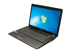 "ASUS A73E-NS31 Intel Core i3-2350M 2.3GHz 17.3"" Windows 7 Home Premium 64-Bit Notebook"
