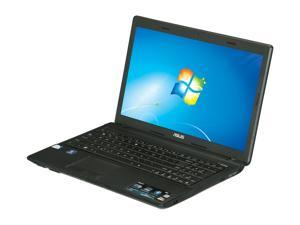 "ASUS X54C-NS92 Intel Pentium B960 2.2GHz 15.6"" Windows 7 Home Premium 64-Bit Notebook"