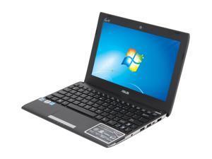 """ASUS Eee PC 1025C-MU17-BK Matte Black 10.1"""" WSVGA Netbook"""