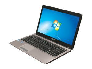 "ASUS X53 Series X53E-RH31 Intel Core i3-2310M 2.1GHz 15.6"" Windows 7 Home Premium Notebook"