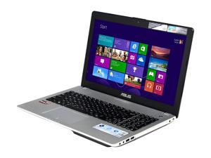 "ASUS N56DP-DH11 Notebook AMD A10-4600M 2.3GHz 15.6"" Windows 8 64-Bit"