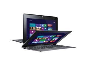 "ASUS Taichi21-DH71 Intel Core i7 4GB Memory 256GB SSD 11.6"" Touchscreen Convertible Ultrabook Windows 8 64-Bit"