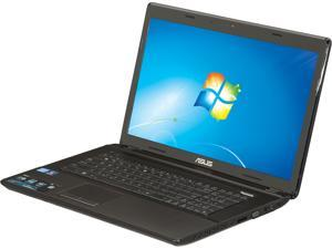 "ASUS X73E-GS32(RB) Intel Core i3-2350M 2.3GHz 17.3"" Windows 7 Home Premium 64-Bit Notebook"
