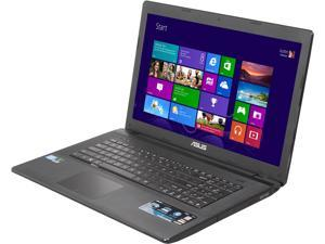 "ASUS F75VD-NS51 Intel Core i5-3230M 2.6GHz 17.3"" Windows 8 64-Bit Notebook"