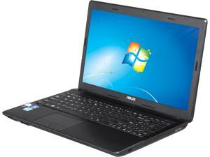 "ASUS X54C-BBK11 Intel Pentium B960 2.20GHz 15.6"" Windows 7 Home Premium Notebook"