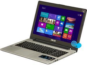"ASUS VivoBook Intel Core i5 6GB Memory 500GB HDD 24GB SSD 15.6"" Touchscreen Notebook Windows 8"