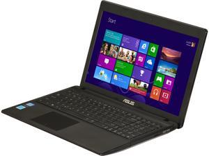 "ASUS X55C Intel Core i3-2370M 2.4GHz 15.6"" Windows 8 64-bit Notebook"