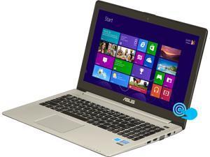 "ASUS Laptop VivoBook V500CA-BB31T Intel Core i3 2365M (1.40 GHz) 4 GB Memory 500 GB HDD Intel HD Graphics 3000 15.6"" Touchscreen Windows 8 64-Bit"