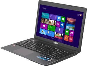 "ASUS K55 Series K55N-DB81 AMD A8-4500M 1.9GHz 15.6"" Windows 8 64-Bit Notebook"