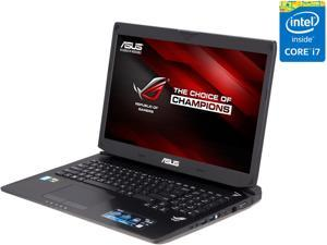 "ASUS ROG G750 Series G750JX-DB71 Gaming Laptop Intel Core i7-4700HQ 2.4GHz 17.3"" Windows 8 64-Bit"