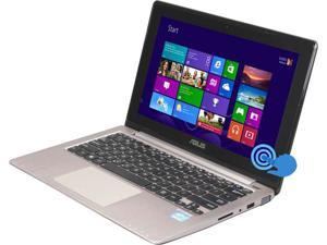 "ASUS VivoBook X202E-UH31T Intel Core i3-3217U 1.8GHz 11.6"" Windows 8 64-bit Notebook"